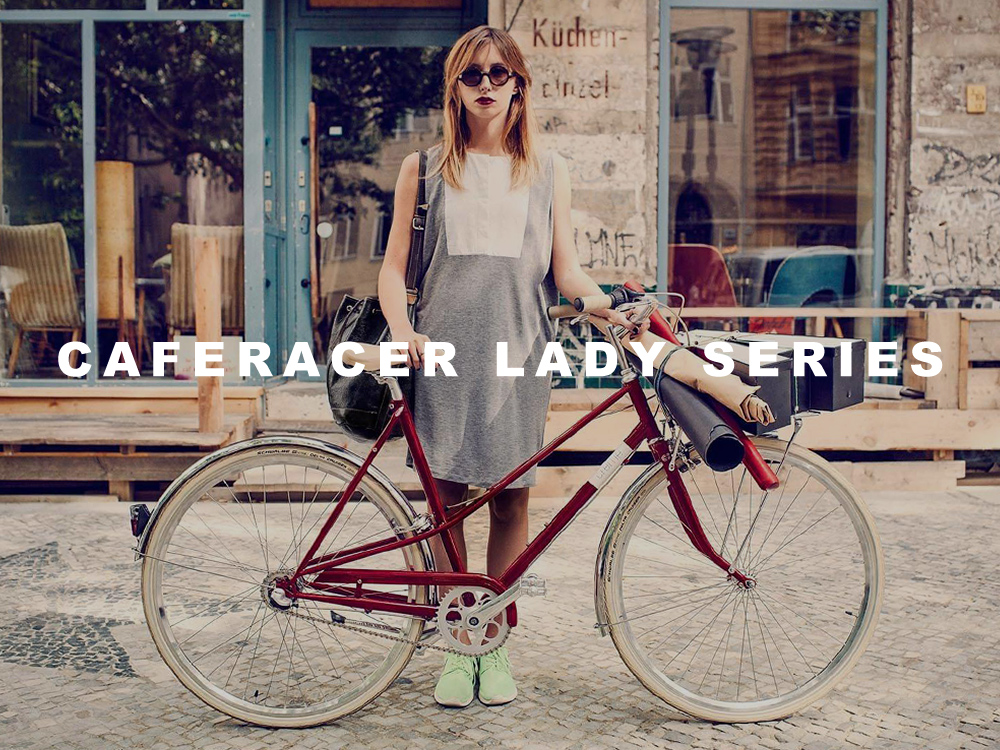 CAFERACER LADY SERIES