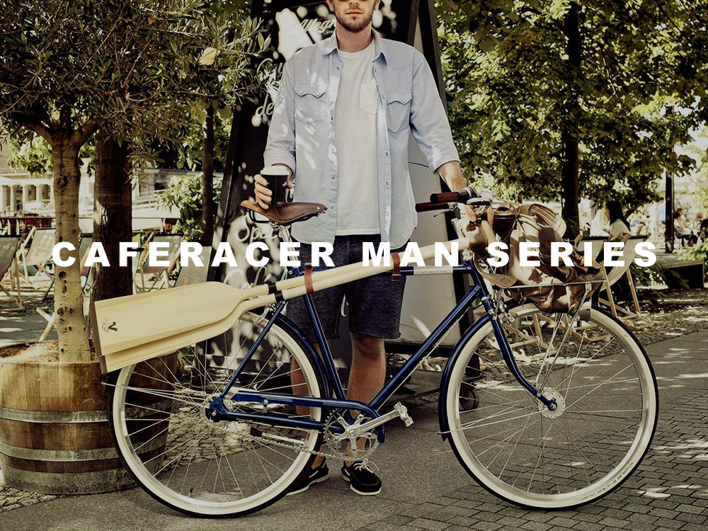 CAFERACER MAN SERIES
