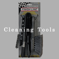 Finish Line Cleaning Tool